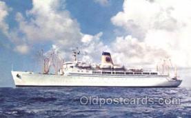 shi032005 - S.S. Monterey Matson Lines Ship Ships Postcard Postcards
