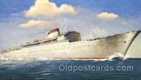 shi034018 - M.n. Donizetti, Rossini,Verdi Navigazions Generale Italiana Ship Ships Postcard Postcards