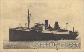 shi035009 - Munchen Norddeutscher Lloyd Ship Ships Postcard Postcards