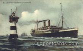 shi035022 - Bremen Norddeutscher Lloyd Ship Ships Postcard Postcards