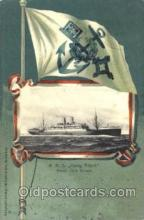shi035031 - Konig Albert Norddeutscher Lloyd Ship Ships Postcard Postcards