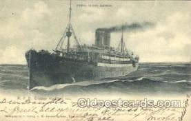 shi035049 - R.P.D. Grosser Kurfurst Norddeutscher Lloyd Ship Ships Postcard Postcards