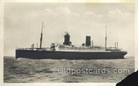 shi035543 - D General Von Steuben Norddeutscher Lloyd, Breman, Ship Postcard Postcards