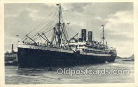 shi035555 - D Karlsruhe Norddeutscher Lloyd, Breman, Ship Postcard Postcards