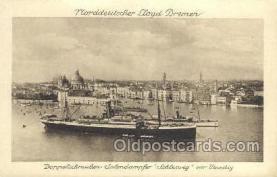 shi035571 - Norddeutscher Lloyd, Breman, Ship Postcard Postcards
