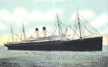 shi042001 - S.S. Celtic White Star Line, Lines, Liner, Ship Ships Postcard Postcards