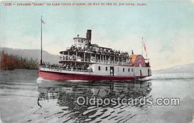 Steamer Idaho