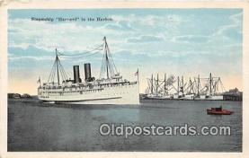 Steamship Harvard