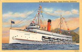 Steamer Catalina