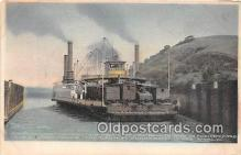 shi045059 - SRPSS Solano Crossing Port Costa Ship Postcard Post Card