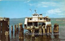 shi045076 - Astoria Megler Ferry Oregon USA Ship Postcard Post Card