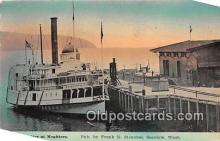 shi045180 - Steamer Potter Meghlers Ship Postcard Post Card