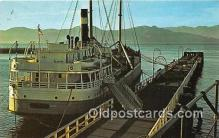 shi045213 - The Wapama San Francisco, California USA Ship Postcard Post Card