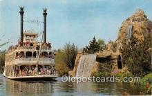 shi045217 - Mark Twain Steamboat Cascade Park Ship Postcard Post Card