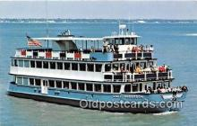 shi045224 - Capt Anderson Panama City Ship Postcard Post Card