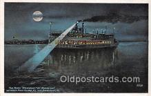 shi045236 - Ferry Davenport Davenport, IA USA Ship Postcard Post Card