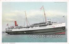 shi045262 - SS Tionesta  Ship Postcard Post Card