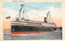 shi045263 - Steamer Noronic  Ship Postcard Post Card
