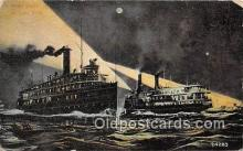 shi045310 - Lake Erie  Ship Postcard Post Card