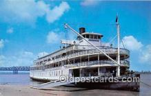 shi045357 - Delta Queen Memphis, Tennessee USA Ship Postcard Post Card