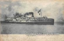 shi045428 - City of Buffalo  Ship Postcard Post Card