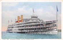 shi045459 - Str Hendrick Hudson Hudson River Ship Postcard Post Card