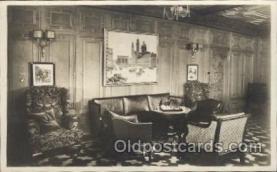 shi050062 - Norddeutscher Lloyd, Breman Ship Ships, Interiors, Postcard Postcards