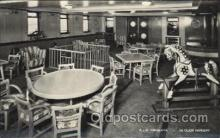 shi050073 - P.&O. Himalaya, First class nursery Ship Ships, Interiors, Postcard Postcards