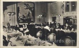 shi050084 - Norddeutscher Lloyd, D. Munchen, Breman Ship Ships, Interiors, Postcard Postcards