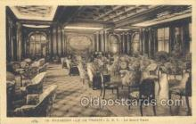 shi050100 - Ile De France French Line, Ship Postcard Postcards