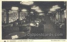 shi050105 - Ile De France French Line, Ship Postcard Postcards