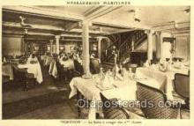 shi050150 - Messageries Maritimes Porthos Ship Postcard Postcards