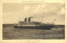 shi050169 - Paul Lecat Ship Postcard Postcards
