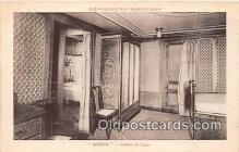 shi050246 - Sphinx, Cabine De Luxe Messageries Maritimes Ship Postcard Post Card