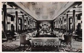 shi050250 - Norddeutscher Lloyd Bremen Europa Ship Postcard Post Card