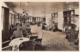 shi050254 - Norddeutscher Lloyd Bremen Europa Ship Postcard Post Card