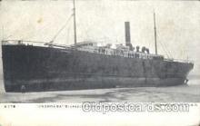shi051011 - Onondaga Ship Wrecks, Ships Postcard Postcards