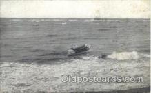 shi051014 - Canby life savers going to a wreck Ship Wrecks, Ships Postcard Postcards