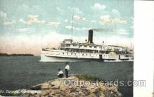 shi052001 - Str. Toronto R. and J.N.CO Ferry Boat Boats, Ship Ships Postcard Postcards