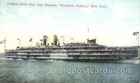 shi052010 - Hendrick Hudson Ferry Boat Boats, Ship Ships Postcard Postcards