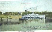 shi052016 - The greenwood, Portsmouth,O,USA Ferry Boat Boats, Ship Ships Postcard Postcards