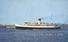 shi052056 - Princess Helene, New Brunswick, Canada Ferry Ship Postcard Post Card