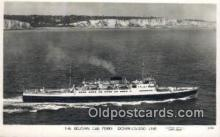shi052076 - The Belgian Car Ferry, Dover Ostend Line Ferry Ship Postcard Post Card