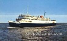 shi052085 - MV Abegweit, Prince Edward Island, Canada Ferry Ship Postcard Post Card