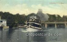 shi052087 - A Sydney Ferry Boat Ferry Ship Postcard Post Card