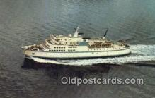 shi052091 - MV Queen Of Prince Rupert, Victoria, British Columbia, BC Ferry Ship Postcard Post Card