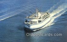 shi052128 - BC Ferry, British Columbia Ferry Ship Postcard Post Card