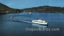 shi052130 - BC Ferries, Victoria, British Columbia, BC Ferry Ship Postcard Post Card