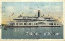 shi052150 - Steamer Express, Baltimore, Maryland, MD USA Ferry Ship Postcard Post Card