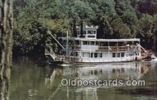 shi052161 - The Lorena, Zanesville, Ohio, OH USA Ferry Ship Postcard Post Card